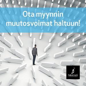 Myynnin muutosvoimat 2017: Digitalisaation haltuunotto