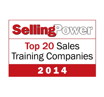 Mercuri jälleen mukana Selling Power –lehden Top 20 Sales Training Companies 2014 -listalla